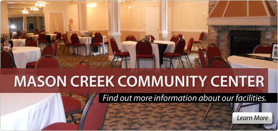 Mason Creek Utility District Welcome To We